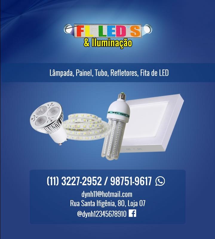 FL Led's e Iluminação