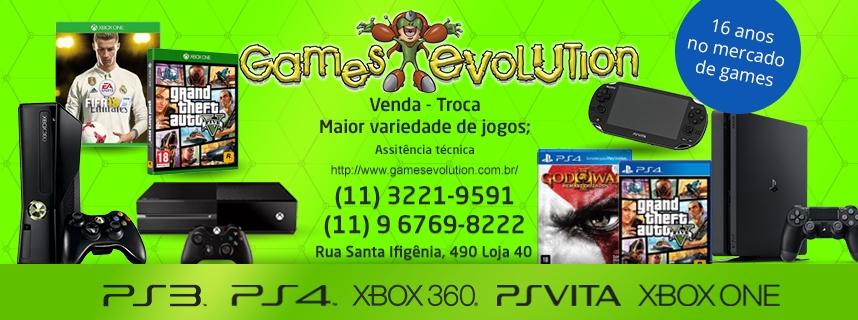 Games Evolution