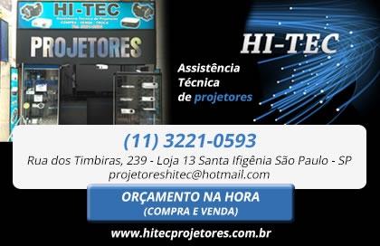 HI-TEC Projetores